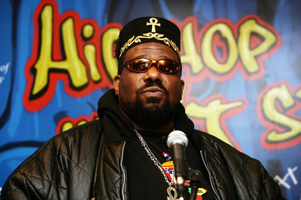 AFRIKA BAMBAATAA and ZULU NATION Sued for Child SEX