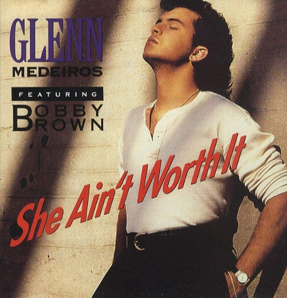 """The Number Ones: Glenn Medeiros' """"She Ain't Worth It"""" (Feat. Bobby Brown)"""
