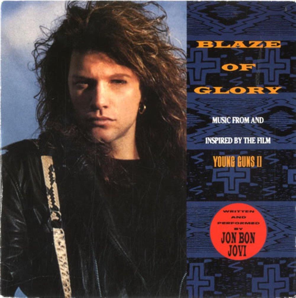 "The Number Ones: Jon Bon Jovi's ""Blaze Of Glory"""