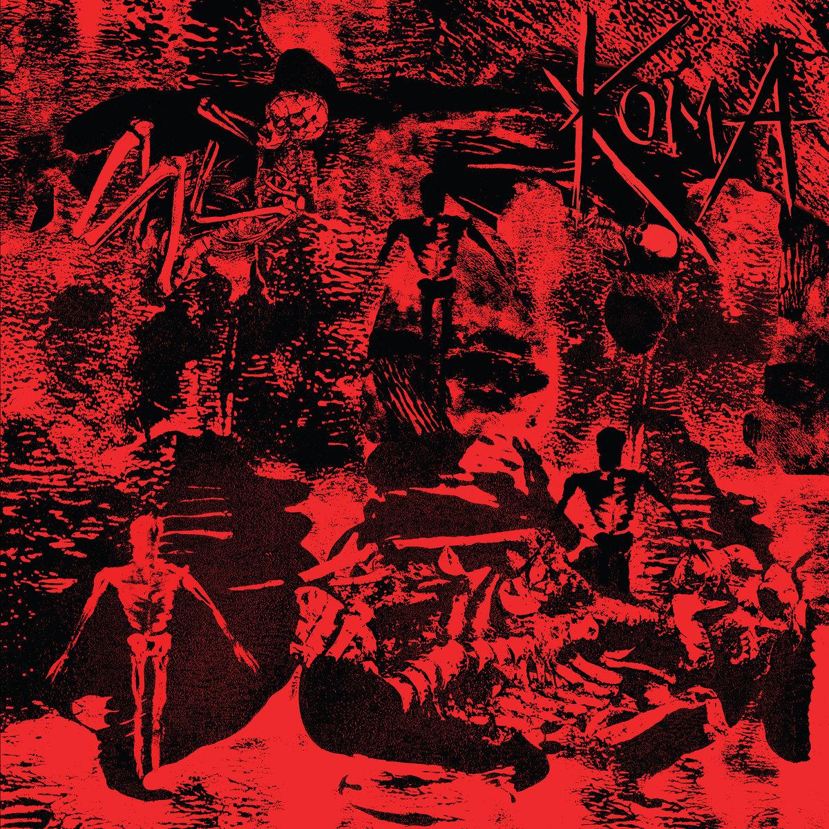 Stream Koma's Exhilarating Noise-Shredded Hardcore Debut Internment Failure
