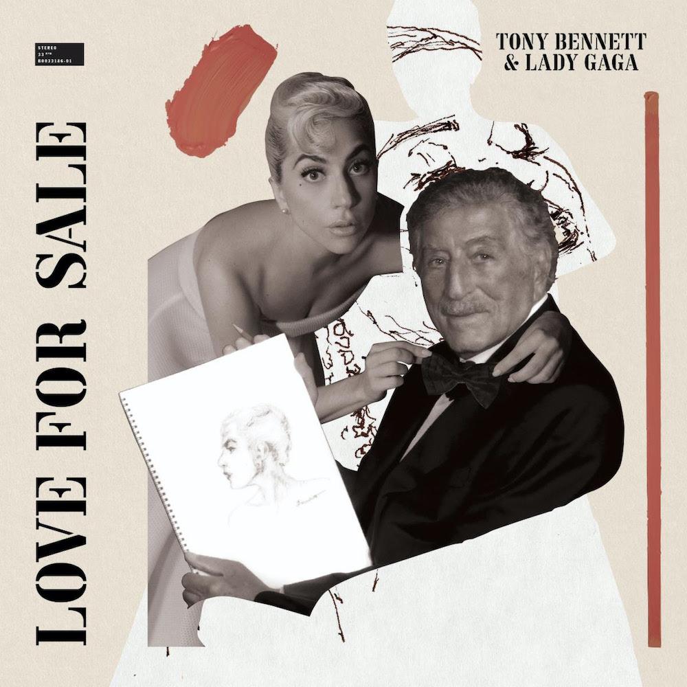 "Lady Gaga & Tony Bennett – ""Love For Sale"""