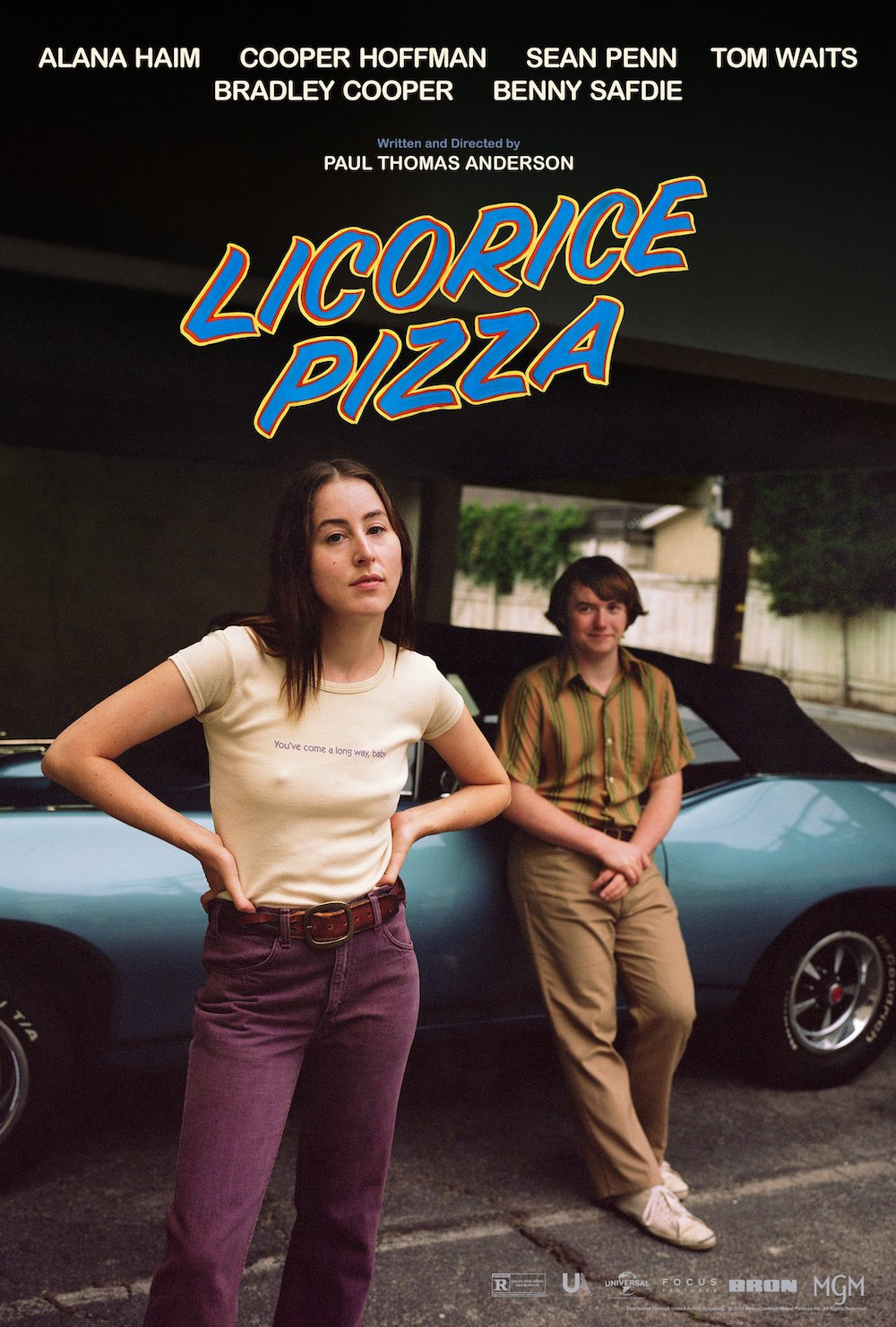 Watch Alana Haim Star In The Trailer For Paul Thomas Anderson's New Movie Licorice Pizza