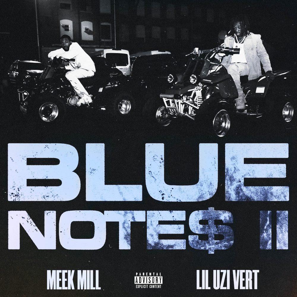 """Meek Mill – """"Blue Notes II"""" (Feat. Lil Uzi Vert)"""