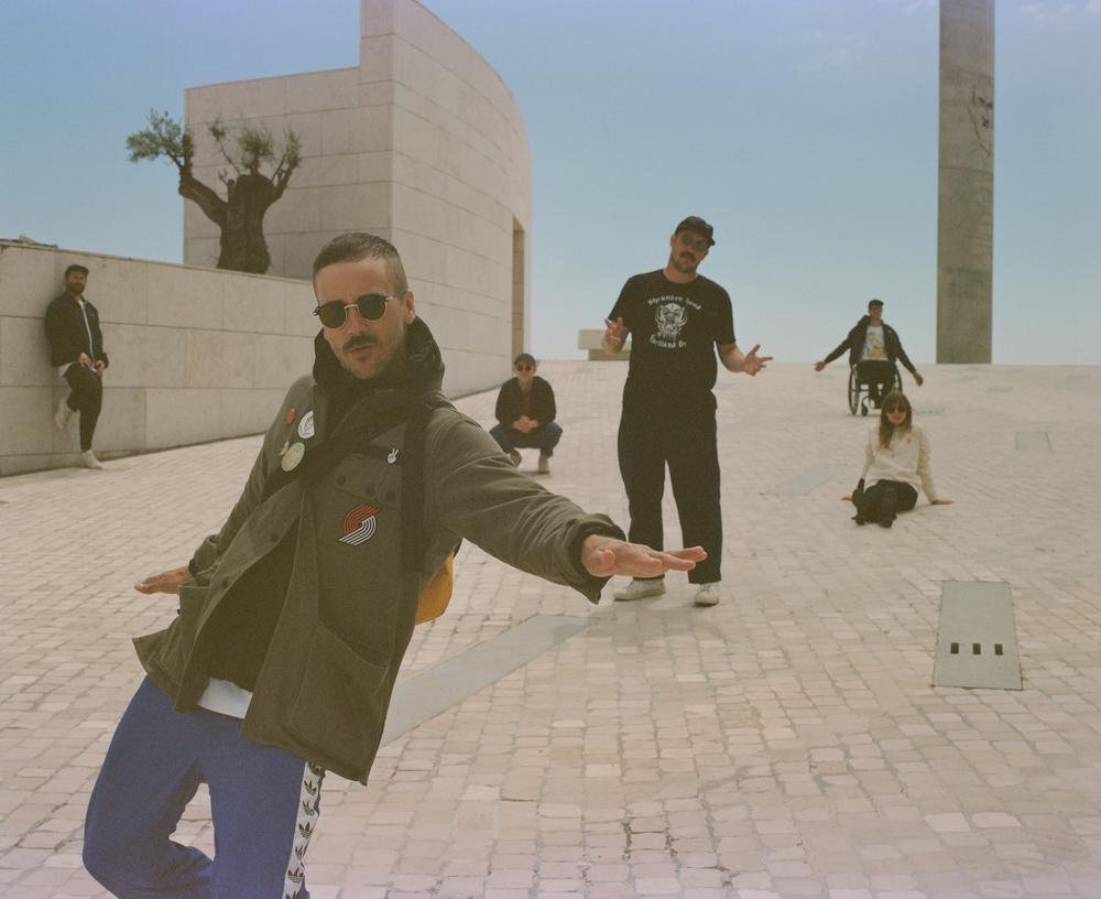 "Portugal. The Man Cover Len's ""Steal My Sunshine"" With Cherry Glazerr &  Eels' ""Novocaine For The Soul"" With Sir Chloe: Listen"