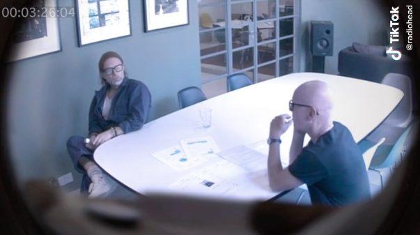 "Thom Yorke Goofs On Radiohead's ""Embarrassing"" TikTok Analytics"