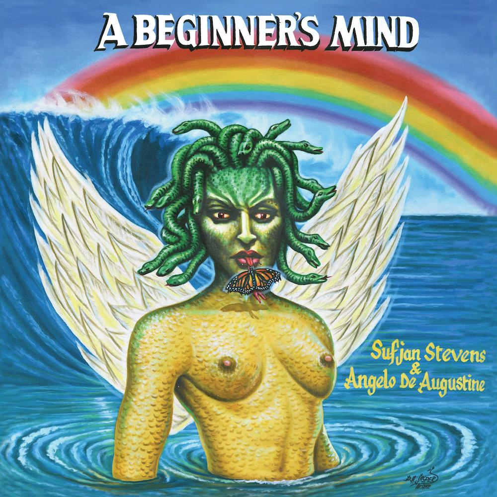 Stream Sufjan Stevens & Angelo De Augustine's New Album A Beginner's Mind