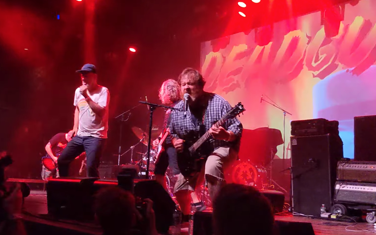 Watch Deadguy Reunite For Their First Show In 24 Years At Decibel Fest