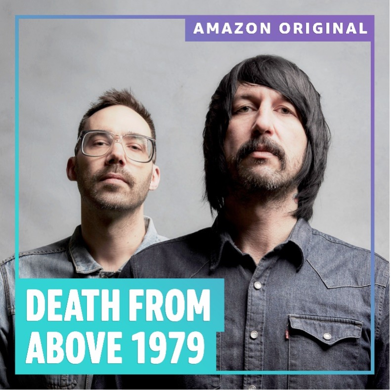 """Death From Above 1979 – """"Don't Stop Believin """" (Journey Cover)"""