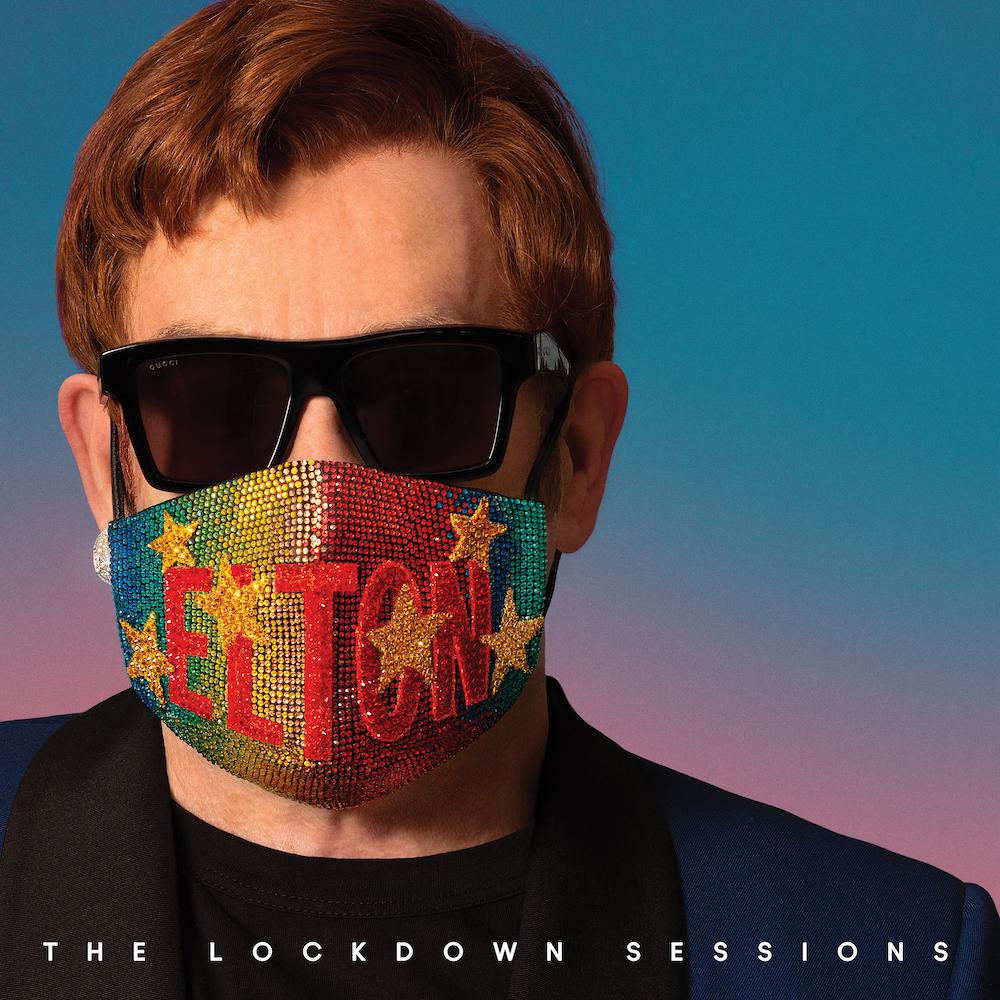 Elton John Announces New Album The Lockdown Sessions With Eddie Vedder, Stevie Nicks, Stevie Wonder, & More