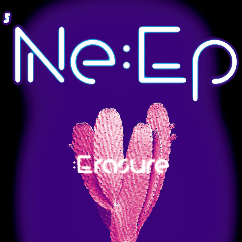 Stream Erasure's Surprise New EP NE:EP