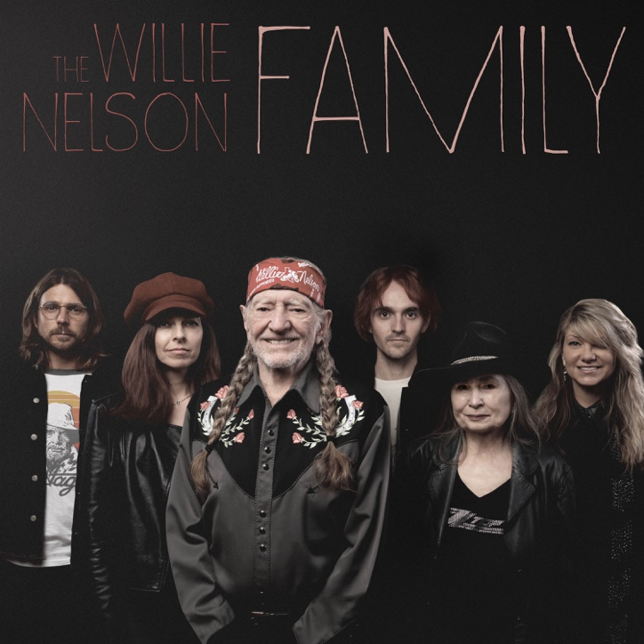 """Willie Nelson – """"Family Bible"""""""