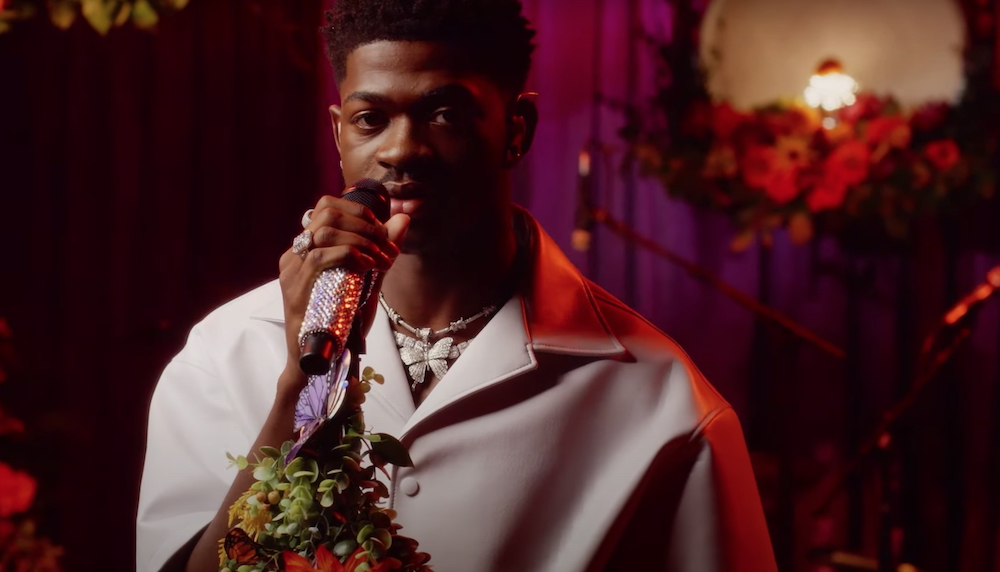 """Watch Lil Nas X Cover Dolly Parton's """"Jolene"""""""