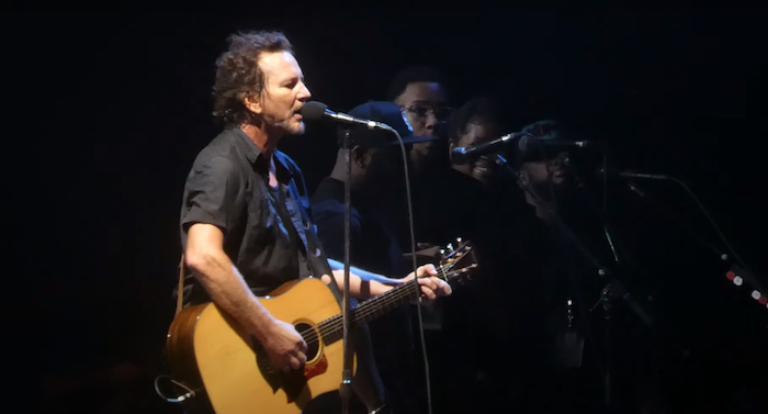 Watch Pearl Jam Debut Gigaton Tracks Live At First Show In 3 Years