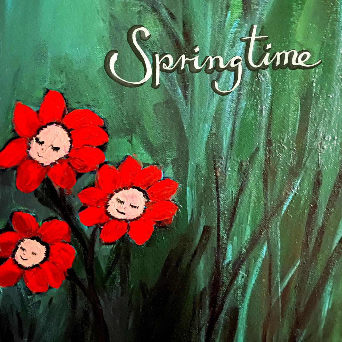"""Springtime – """"Will To Power"""""""