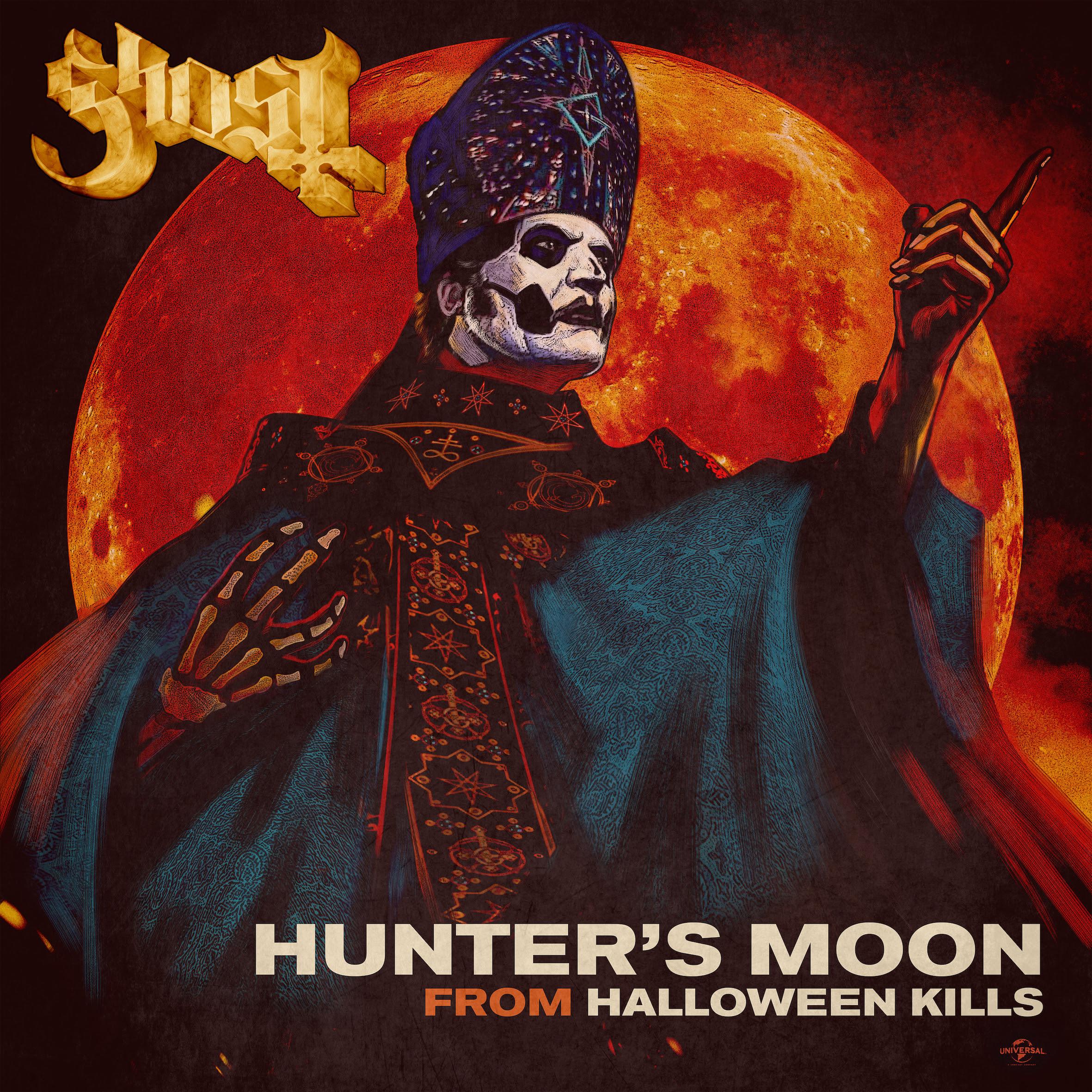 "Ghost – ""Hunter's Moon"""