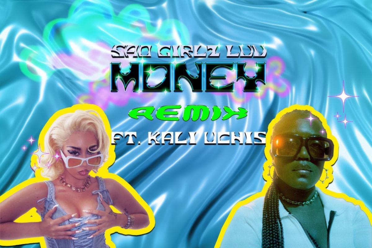 "Amaarae – ""SAD GIRLZ LUV MONEY (Remix)"" (Feat. Kali Uchis)"