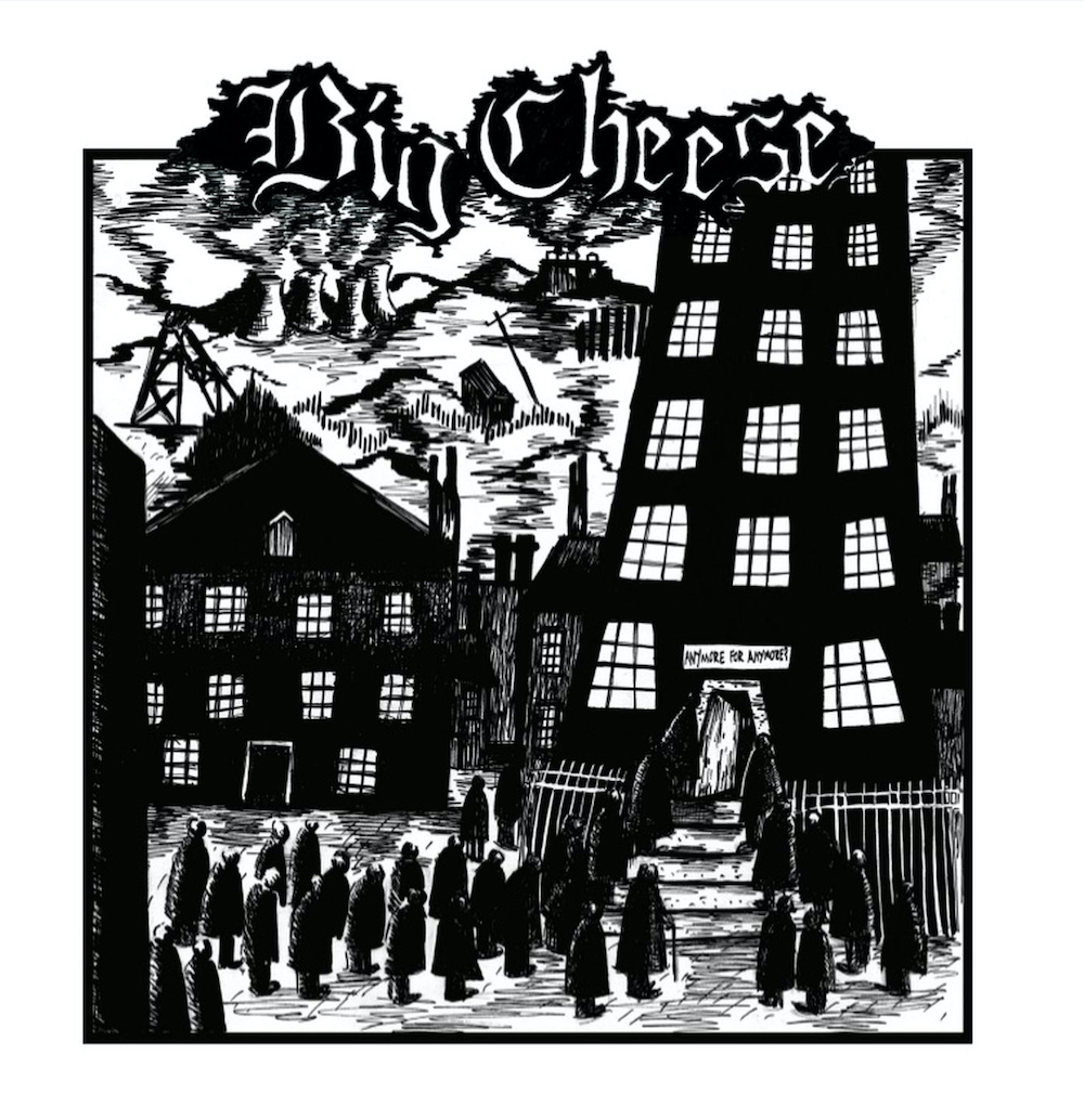 Stream UK Hardcore Band Big Cheese's Tough-As-Nails New EP Anymore For Anymore?