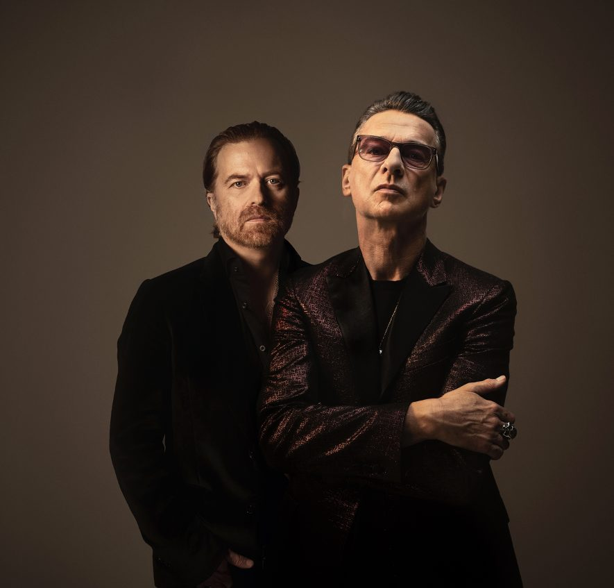 """Dave Gahan & Soulsavers – """"The Dark End Of The Street"""" (James Carr Cover)"""