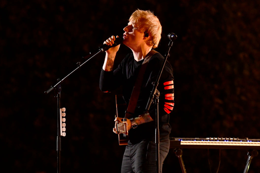 Jingle Ball Tour 2021 Has Ed Sheeran, Dua Lipa, Doja Cat, Lil Nas X, & More