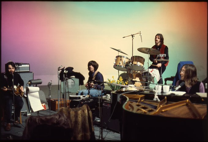 Watch A Trailer For Peter Jackson's Beatles Documentary Get Back