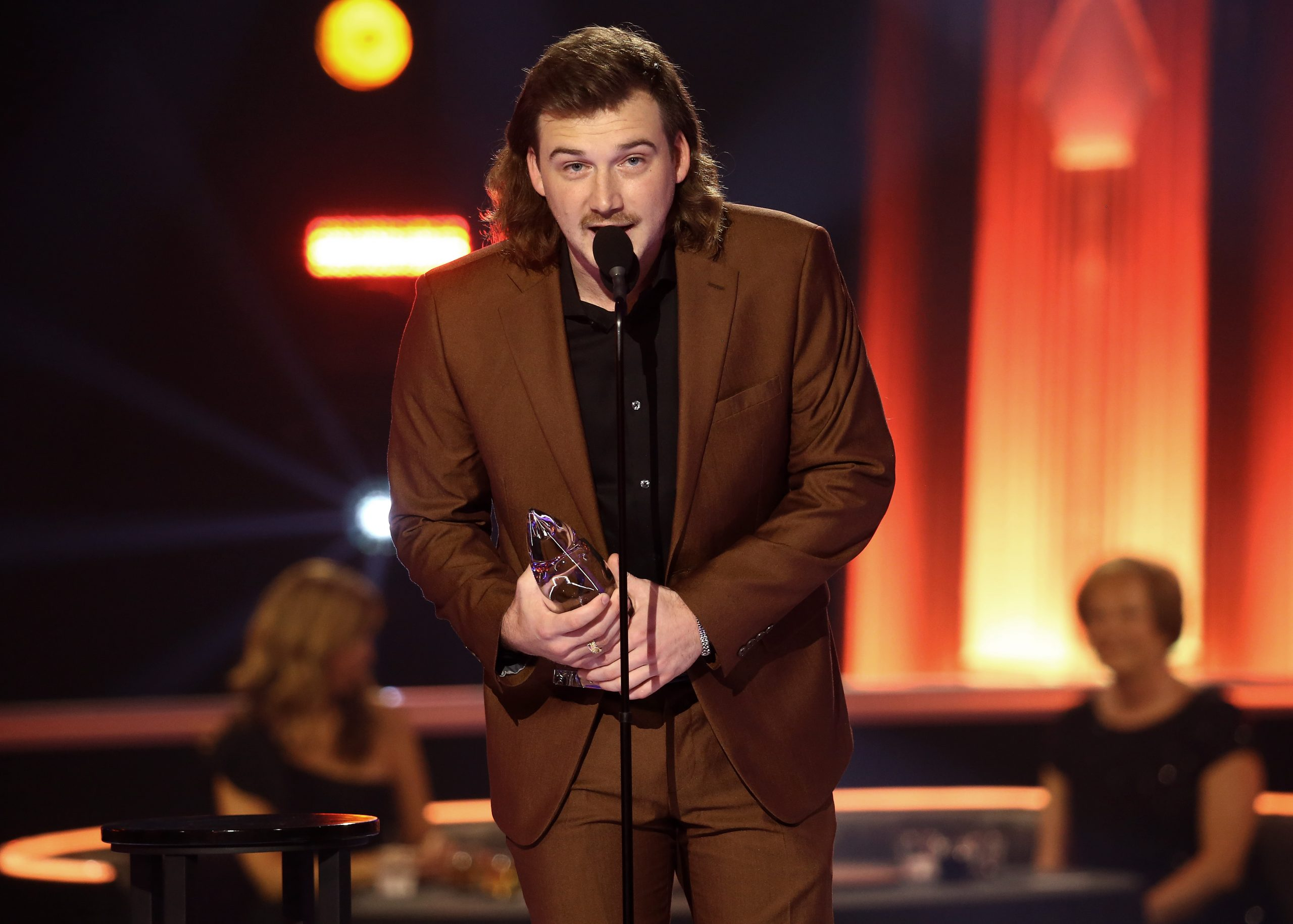 Morgan Wallen Banned From CMA Awards, Still Nominated For Album Of The Year