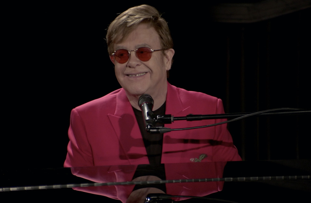 """50 Years After """"Your Song,"""" Elton John Now Claims The Longest Span Of Top 40 Hits"""