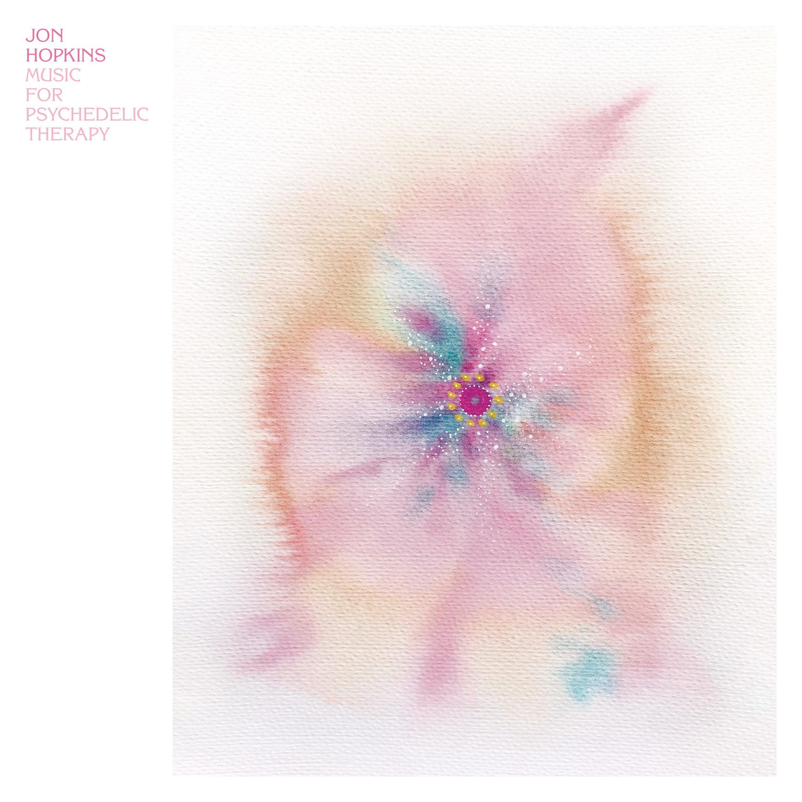 """Jon Hopkins – """"Love Flows Over Us In Prismatic Waves"""" & """"Deep In The Glowing Heart"""""""
