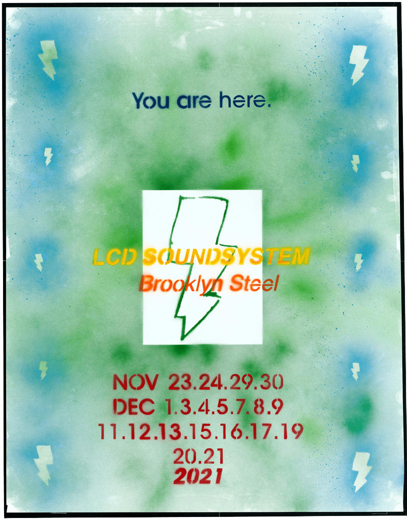 LCD Soundsystem Announce 20 Fall Shows At Brooklyn Steel