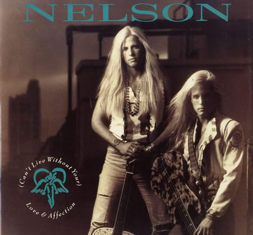 """The Number Ones: Nelson's """"(Can't Live Without Your) Love And Affection"""""""