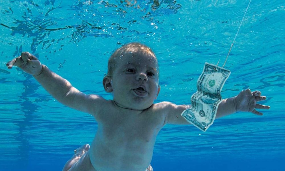 Dave Grohl Hints That Nirvana's Nevermind Cover Art Might Change Because Of Naked-Baby Lawsuit