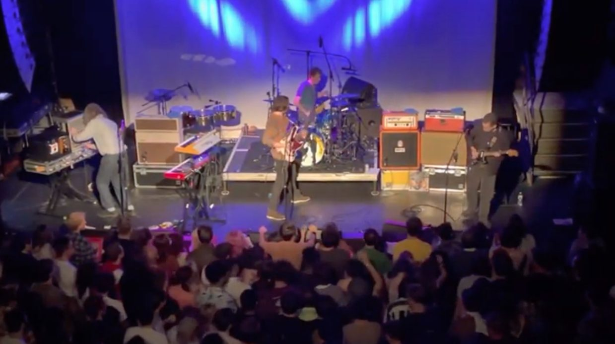 Watch Parquet Courts Play Sympathy For Life Songs Live For The First Time
