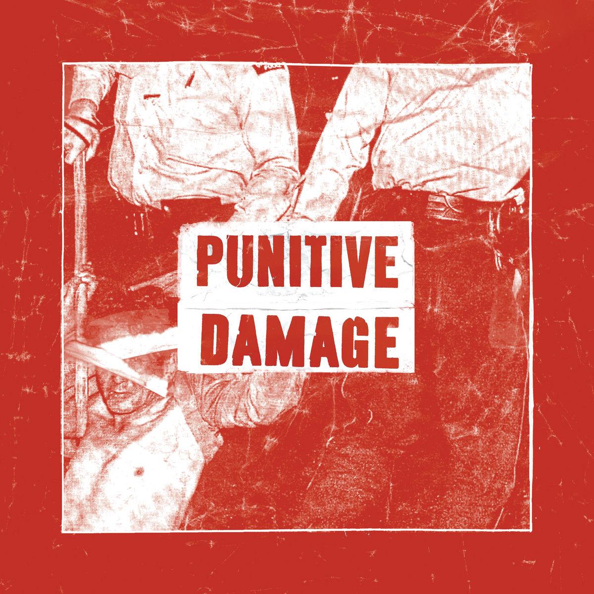 Stream Punitive Damage's Raw, Ferocious New Three-Minute Hardcore Punk EP Strike Back