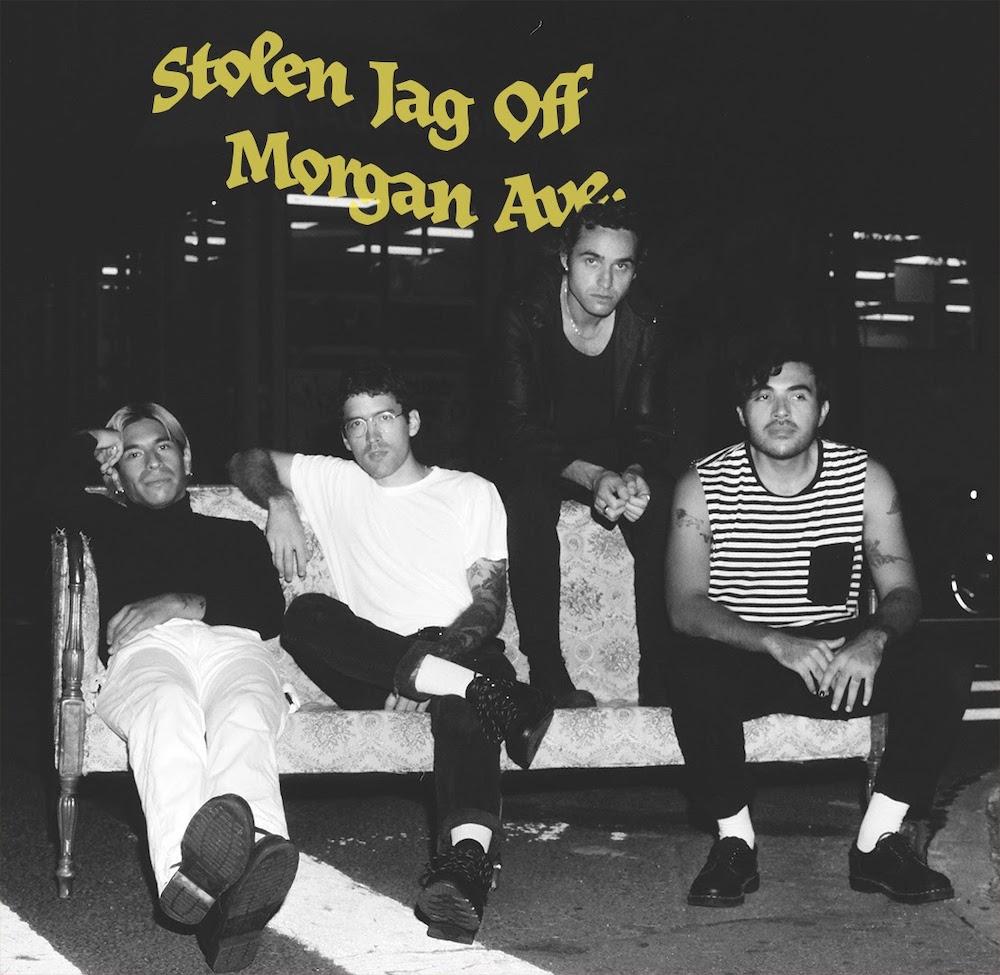 """S.C.A.B. – """"Stolen Jag Off Morgan Ave"""""""