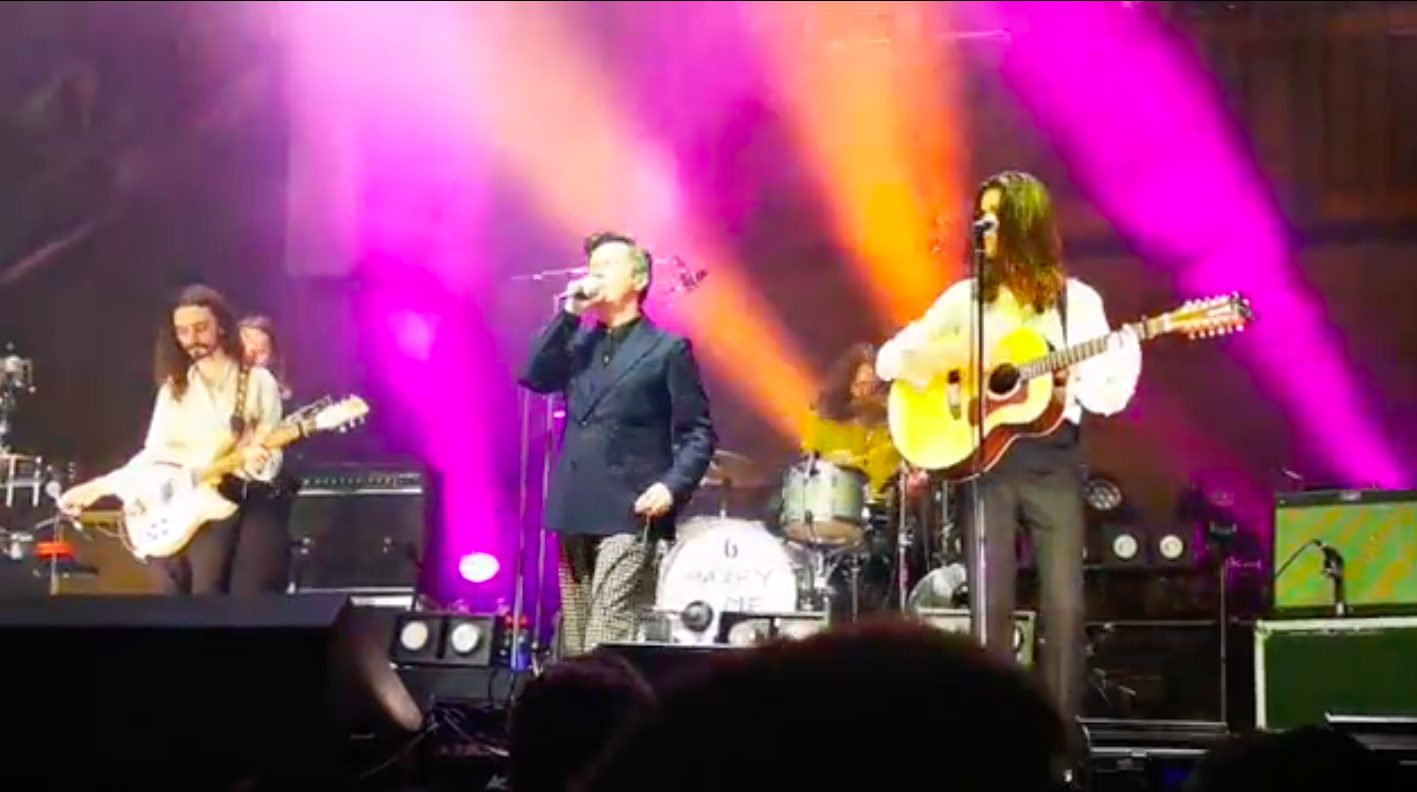 Watch Rick Astley & Blossoms Cover Smiths Songs In Manchester