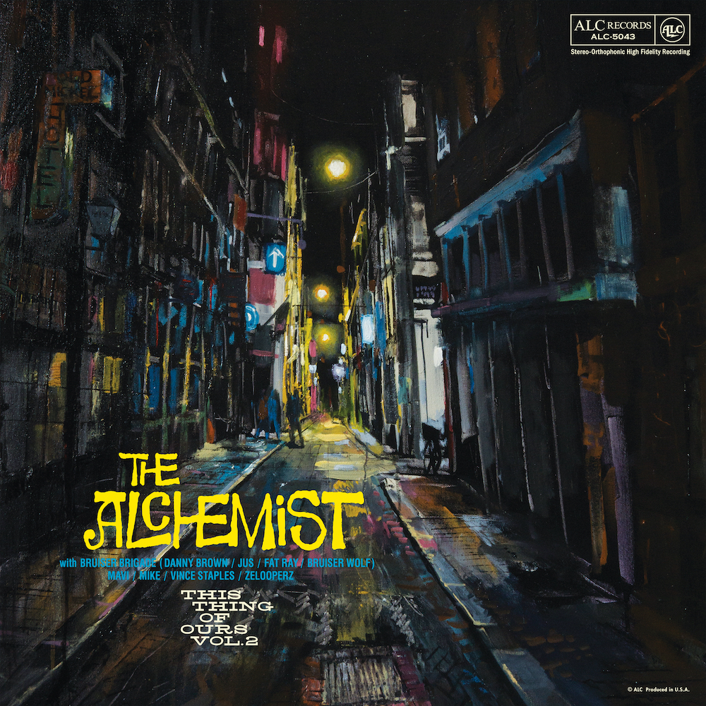 Stream The Alchemist's New EP This Thing Of Ours 2 Feat. Vince Staples, Danny Brown, More