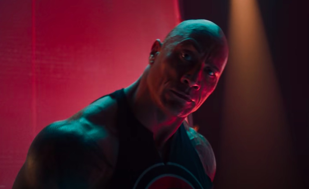 Everything About The Rock's First Official Rap Verse Is Funny