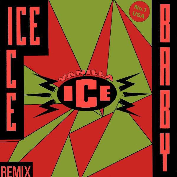 """The Number Ones: Vanilla Ice's """"Ice Ice Baby"""""""