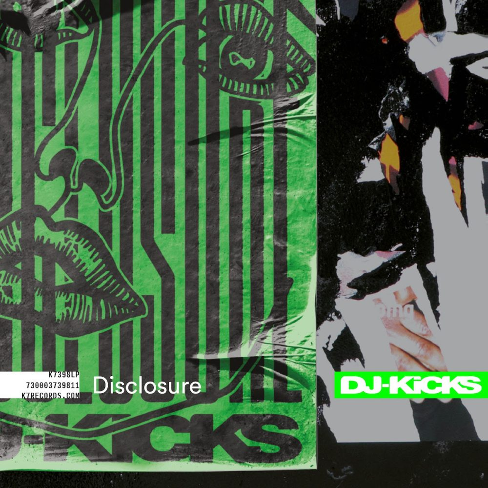 "Disclosure – ""Deep Sea"""