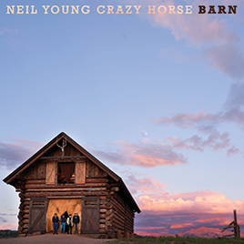Neil Young & Crazy Horse Announce New Album Barn