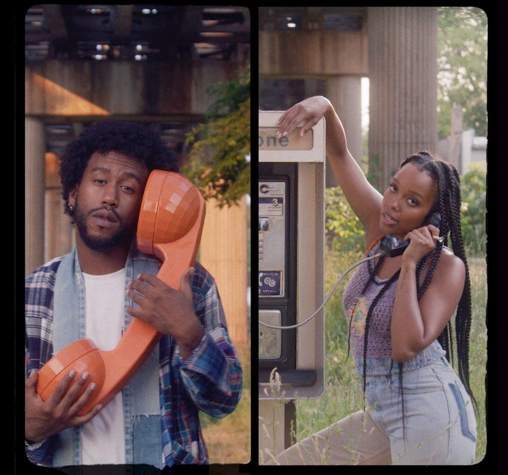 "Jamila Woods & Peter CottonTale – ""WYD (You Got Me)"""